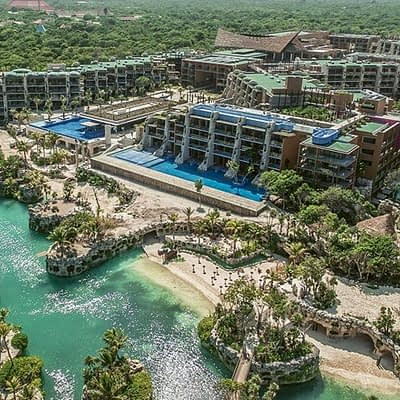 Hotel Xcaret Mexico All Inclusive Family Resort